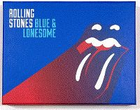 Cover The Rolling Stones - Blue & Lonesome