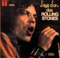 Cover The Rolling Stones - Carol - L'Âge d'or des Rolling Stones