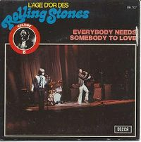 Cover The Rolling Stones - Everybody Needs Somebody To Love