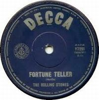 Cover The Rolling Stones - Fortune Teller