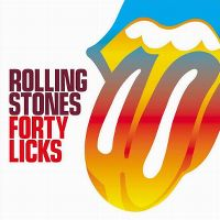 Cover The Rolling Stones - Forty Licks