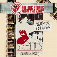 Cover The Rolling Stones - From The Vault - Hampton Coliseum (Live In 1981)
