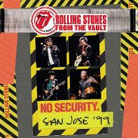 Cover The Rolling Stones - From The Vault - No Security. San Jose '99