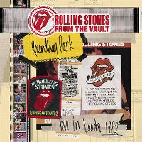 Cover The Rolling Stones - From The Vault - Roundhay Park: Live In Leeds 1982