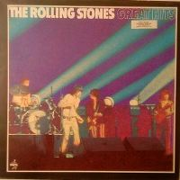 Cover The Rolling Stones - Great Hits