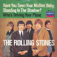 Cover The Rolling Stones - Have You Seen Your Mother, Baby, Standing In The Shadow?