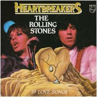 Cover The Rolling Stones - Heartbreakers - 19 Love Songs
