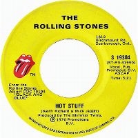 Cover The Rolling Stones - Hot Stuff
