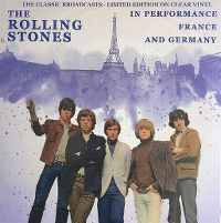 Cover The Rolling Stones - In Performance France And Germany