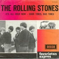 Cover The Rolling Stones - It's All Over Now