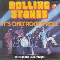 Cover The Rolling Stones - It's Only Rock 'N' Roll