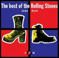 Cover The Rolling Stones - Jump Back - Best Of '71-'93