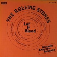 Cover The Rolling Stones - Let It Bleed