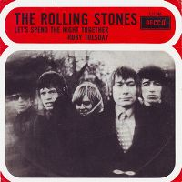 Cover The Rolling Stones - Let's Spend The Night Together / Ruby Tuesday