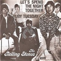 Cover The Rolling Stones - Let's Spend The Night Together