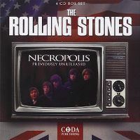 Cover The Rolling Stones - Necropolis - Previously Unreleased