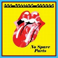 Cover The Rolling Stones - No Spare Parts