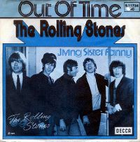 Cover The Rolling Stones - Out Of Time