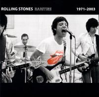 Cover The Rolling Stones - Rarities 1971-2003