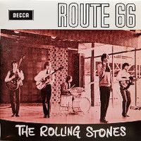 Cover The Rolling Stones - Route 66
