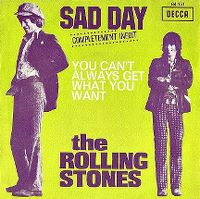 Cover The Rolling Stones - Sad Day