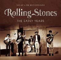 Cover The Rolling Stones - The Early Years - The 60's FM Recordings