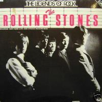 Cover The Rolling Stones - The Legend Of Rock