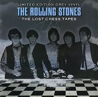 Cover The Rolling Stones - The Lost Chess Tapes