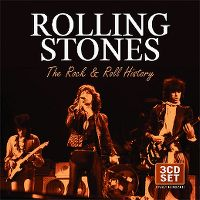 Cover The Rolling Stones - The Rock & Roll History