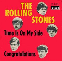 Cover The Rolling Stones - Time Is On My Side