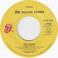 Cover The Rolling Stones - Too Tough