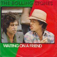 Cover The Rolling Stones - Waiting On A Friend