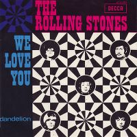 Cover The Rolling Stones - We Love You / Dandelion