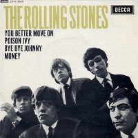 Cover The Rolling Stones - You Better Move On