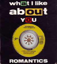 Cover The Romantics - What I Like About You