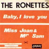 Cover The Ronettes - Baby, I Love You