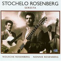 Cover The Rosenberg Trio - Seresta