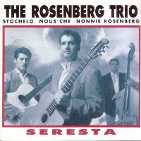 Cover The Rosenberg Trio - Seresta