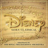 Cover The Royal Philharmonic Orchestra - Disney Goes Classical