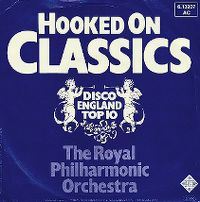 Cover The Royal Philharmonic Orchestra - Hooked On Classics
