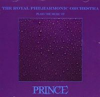 Cover The Royal Philharmonic Orchestra - Plays The Music Of Prince