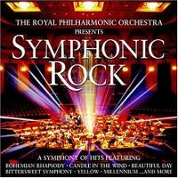 Cover The Royal Philharmonic Orchestra - Symphonic Rock