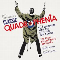Cover The Royal Philharmonic Orchestra / Robert Ziegler / Rachel Fuller - Pete Townshend's Classic Quadrophenia