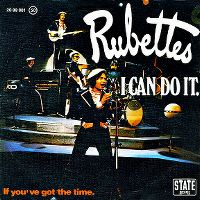 Cover The Rubettes - I Can Do It