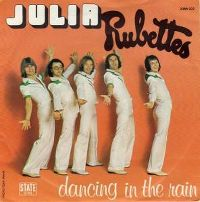 Cover The Rubettes - Julia