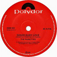 Cover The Rubettes - Sugar Baby Love