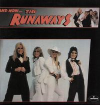 Cover The Runaways - And Now...The Runaways