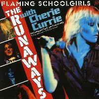 Cover The Runaways - Flaming Schoolgirls