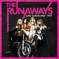 Cover The Runaways - Live Cleveland 1979