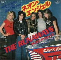 Cover The Runaways - Neon Angels On The Road To Ruin